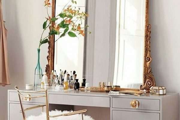 Makeup are for bride prep