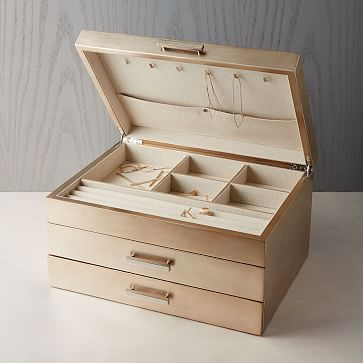 Jewelry box for your accessories